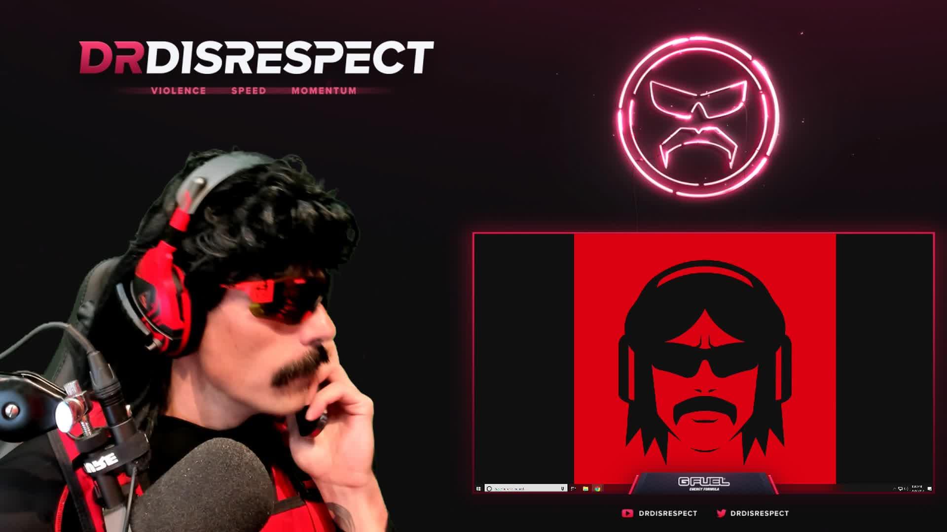 Hasil gambar untuk drdisrespect cod