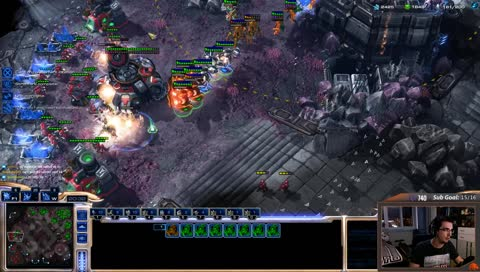 when a terran switches to protoss