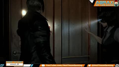 resident evil 6 ustanak doors
