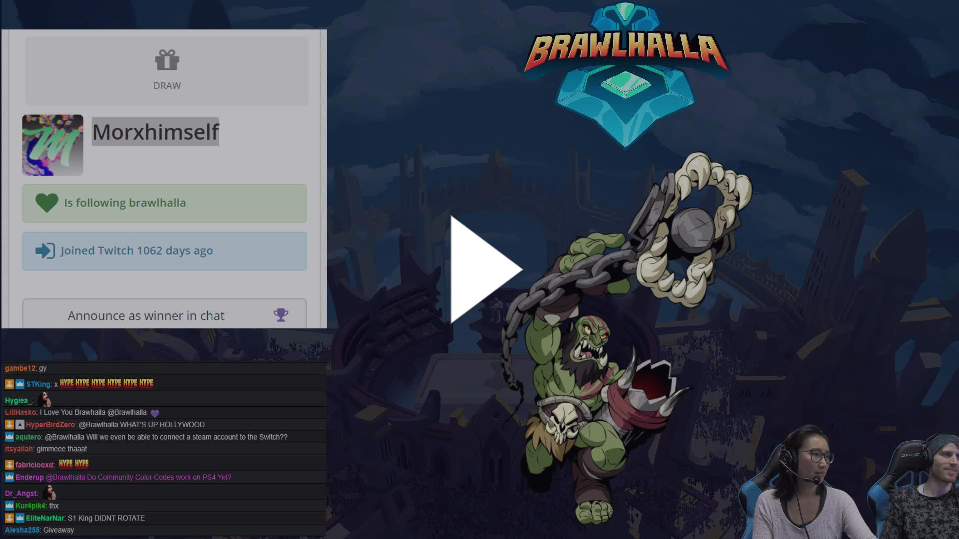 rick and morx - Twitch