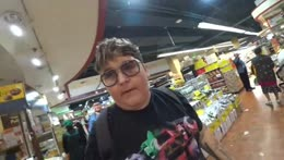 Andy Milonakis gets smited by vegetarian Jesus
