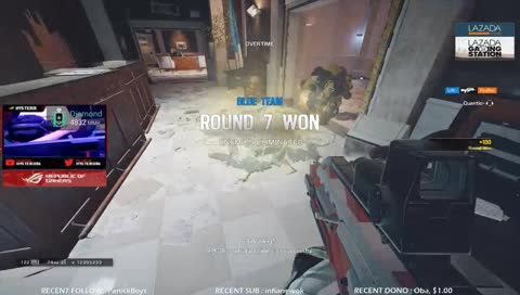 HysteRiXR6 - [APAC Pro] Operation Wind Bastion ranked grind