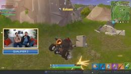 Accident au quad