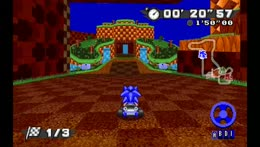 why is sonic the slowest piece of shït