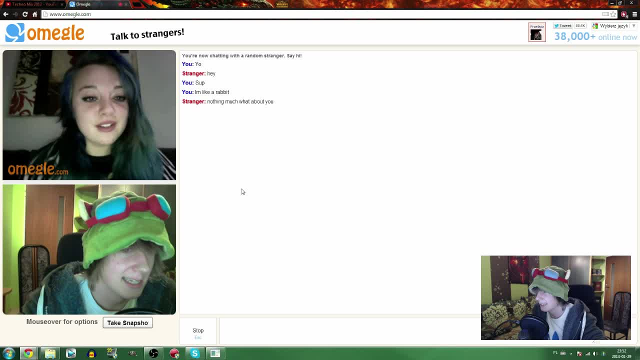 webcam chat omegle
