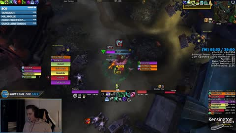 Naowh - Streammoments - Top moments on Twitch