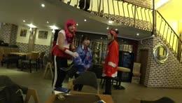 Trio Shame Dance with Yuni as Guest