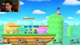 I like Kirby more