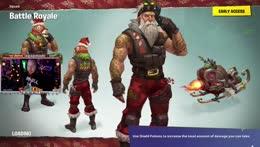 Ice King Santa
