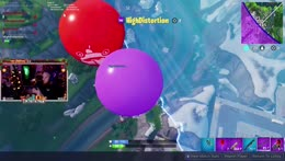 HD Snipe from balloon.