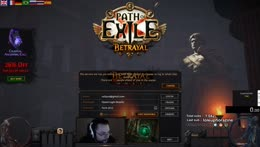 Classic POE twitch chat