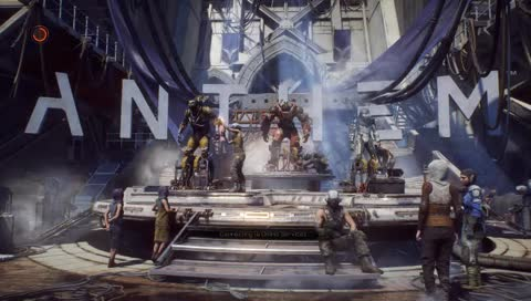 Streamer Breaks Anthem NDA, Loses Entire Library