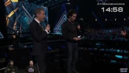 Tumbleweed Tom accepts his award