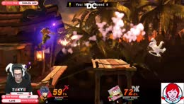 Epic diddy ssbu combo
