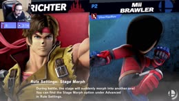 James is a Character in Smash?!?!?!