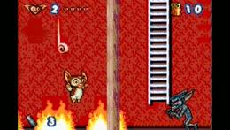 Mario invades Vinny's house