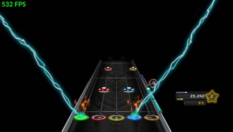 First foray into streaming Clone Hero