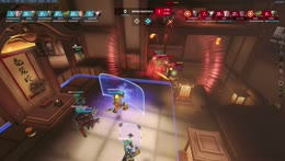 Watch what happens to the rein