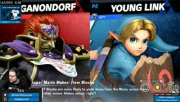 ganon is what the fugg too op