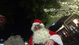 Santa Andy's done