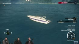 Off-Road Boat vs Attack Choppers
