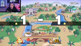 Isabelle up air string into hard read pog