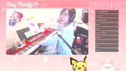 Lily sings