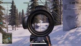 Nutty One Shot One Kill Mosin Snipe Roe