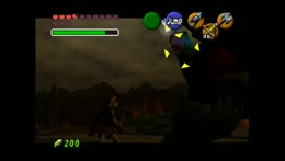 Zelda makes plans for Ganon