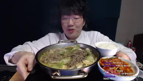 [트수토랑] 소불고기 전골