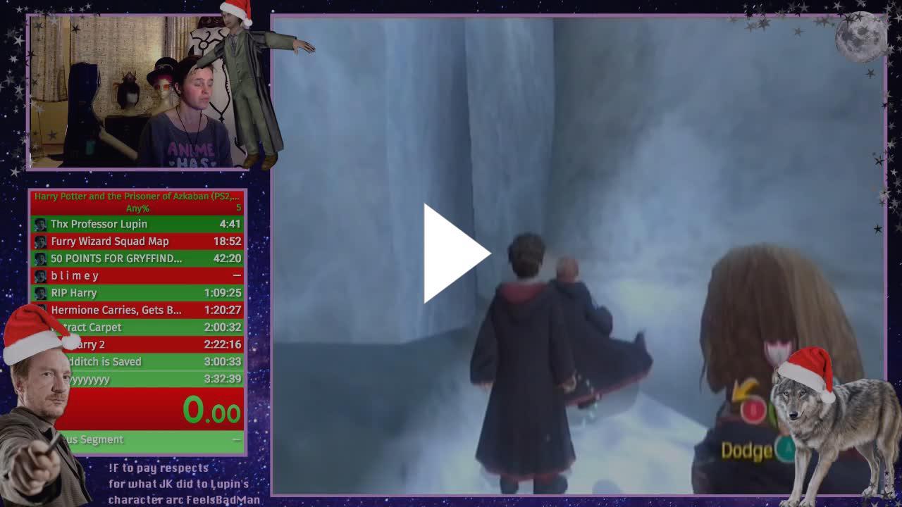 Moonwalking Harry - Twitch