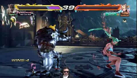 Another Harada Moment