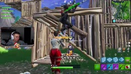 Tenser gets trap killed by rip dirt and rages