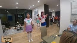 BoxBabes School Girl Special Dance