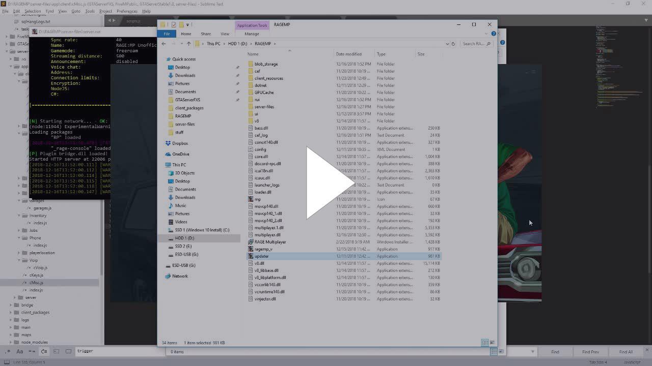 koil - Maze RP - Twitch