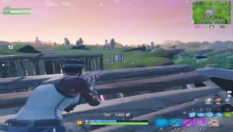 sneaky edit play - mayzie fortnite