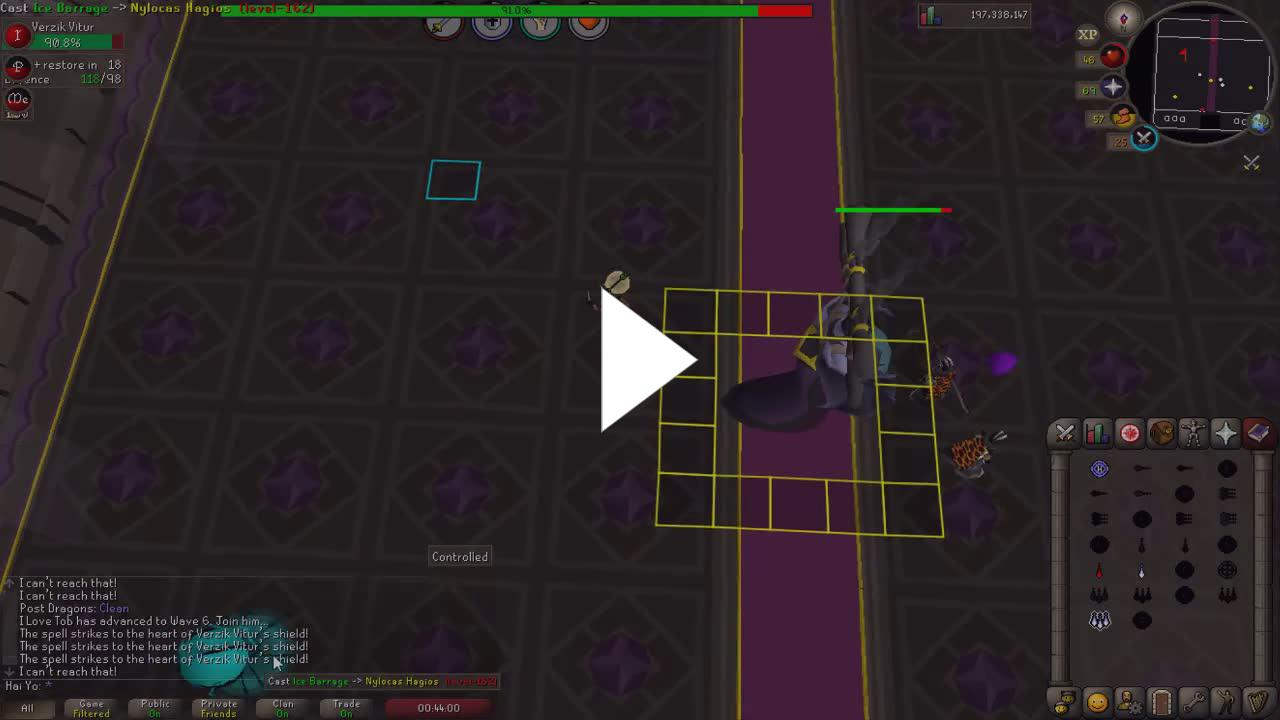 haiyors - We do raids mentor doing ToB - Twitch