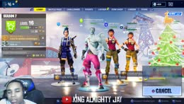 BEST FAMOUS RAPPER ON FORTNITE!!! CARRYING EVERY GAME!!!! Facts