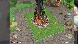 Fire Gnome