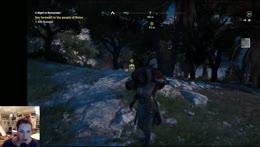 Felicia tortures helpless NPC