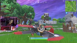 DrLupo will get you out of the sky!