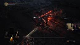 Dellor Destroys the Abyss Watchers :D