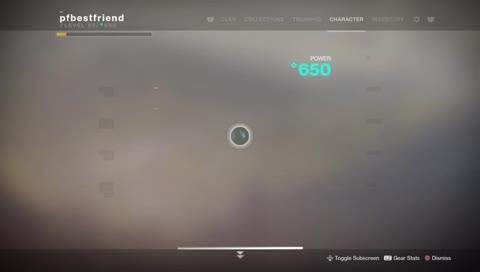 Rare bounty glitch?