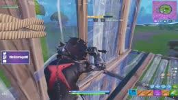 Weird a$$ snipe into a 360 game end?