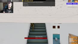 Invisible Wall BTW