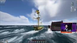 Bikeman Fishmen Boat from AA Dayz
