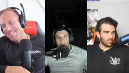Trainwrecks is super-g@y confirmed. Even Hassan is fcking disgusted, think about that.