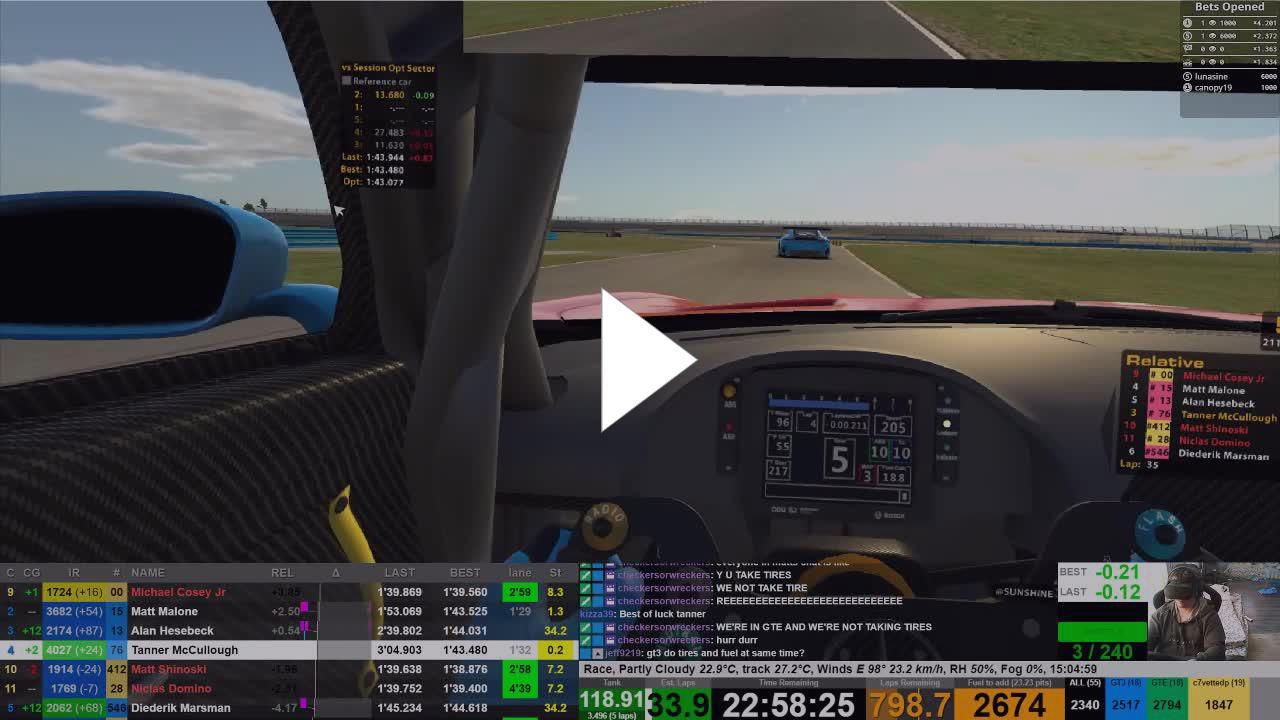 tannermccullough - 24 Hour Crash - Twitch