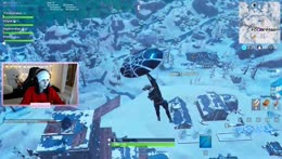 The whole map is snow