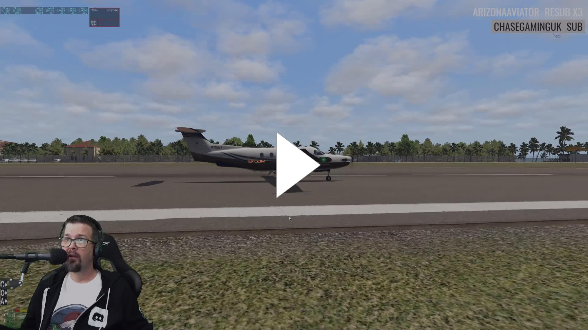 JonFly - Perfect Hang-10 Takeoff - Twitch